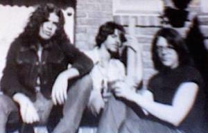 Chris Josh & Me. 1976